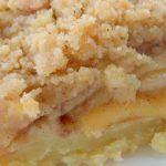 طرز تهیه پای سیب ورقهای