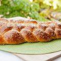 نان کنجدی با عطر و طعم فوق العاده
