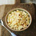 پاستای هویج و پنیر ریکوتا؛ غذای کوچولوها