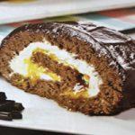 با رولت شکلاتی عصرتان را خوشمزه کنید!