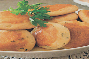 نان سیب زمینی، عصرانهای لذیذ و خوشمزه