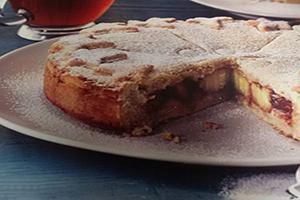 برای یک عصرانه خوشمزه بهاری پای موز را امتحان کنید