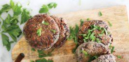 برگر لوبیا پیشنهادی مقوی و گیاهی برای سحر ماه رمضان