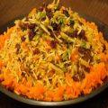 دستور تهیه پلو افغانی غذای اصیل افغان ها