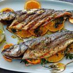 ماهی گریل شده مدیترانه ای با طعمی متفاوت