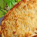 طرز تهیه نان سیر رژیمی با کربوهیدرات بسیار پایین!