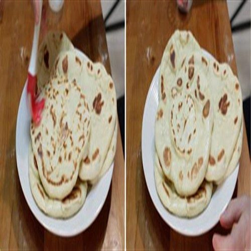 آموزش تهیه نان هندی خوشمزه