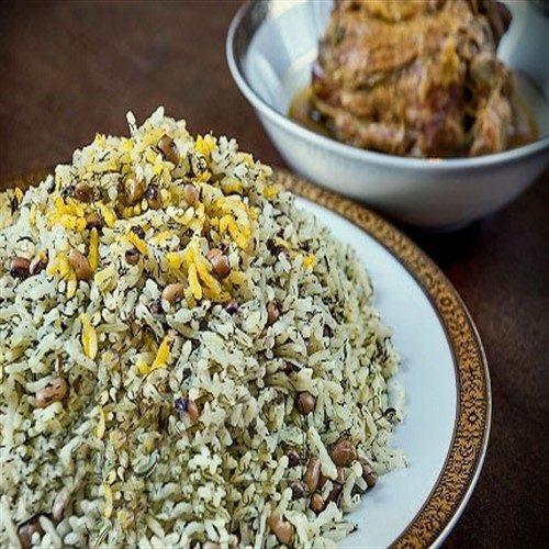لوبیا پلو شیرازی ها را حتما امتحان کنید!
