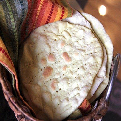 طرز تهیه نان تافتون نانی ترد و دلچسب در خانه