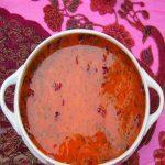 سوپ زرشک سوپی بای شب های بلند پاییزی
