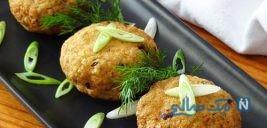 طرز تهیه فیش کیک تایلندی خوشمزه و آسان پخت
