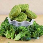 ناگت سبزیجات بروکلی یک غذای گیاهی بسیار خوشمزه