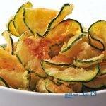 ۳ روش ساده برای تهیه چیپس سبزیجات