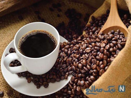 کیک قهوه فنجانی