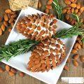 تزیین پنیر با بادام خوشمزه برای صبحانه شما