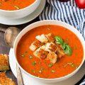طرز تهیه یک سوپ فوری و خوشمزه