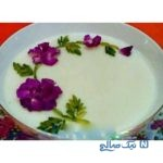 ایده هایی زیبا برای تزیین شیر برنج + تصاویر