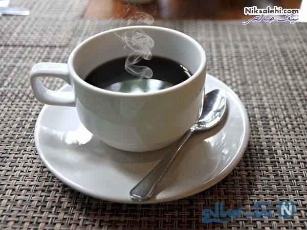 تپش قلب و دلشوره قهوه