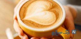 علت دلشوره و تپش قلب با خوردن قهوه