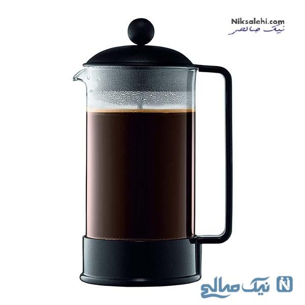 طرز تهیه قهوه لاته خانگی