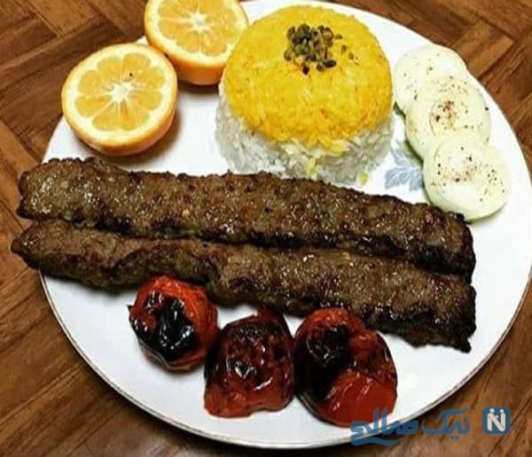 کباب کوبیده اصیل ایرانی