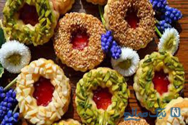 شیرینی مشهدی یا شیرینی آلمانی!