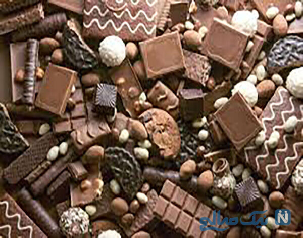 خواص شکلات