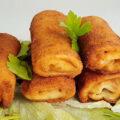 رول سوخاری غذایی بسیار باکلاس و در عین حال ارزان!