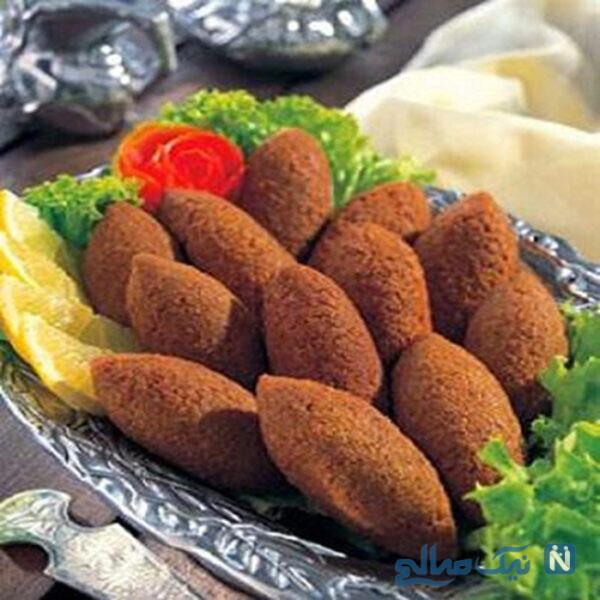 غذای لبنانی