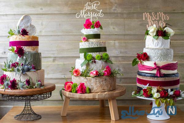 چطوری کیک عروسی سفارش بدیم