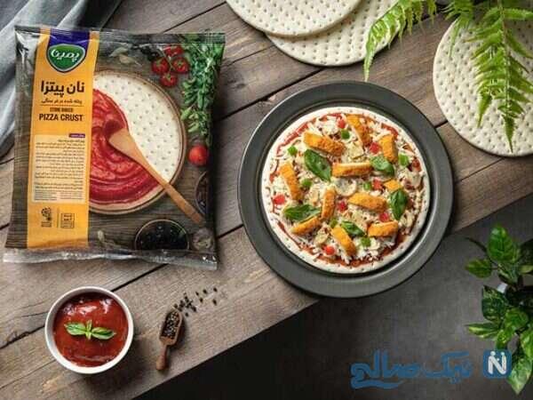 مثل حرفهایها در خانه پیتزای دلخواهتان را تهیه کنید
