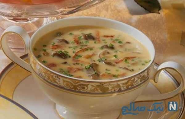 سوپ مخصوص بیماری