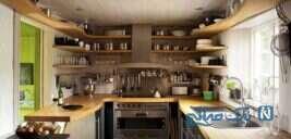 آشپزخانه های کوچک اما کاربردی