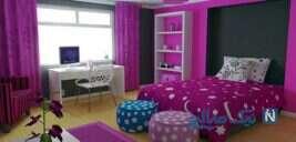 ایده هایی زیبا برای طراحی دکوراسیون اتاق خواب