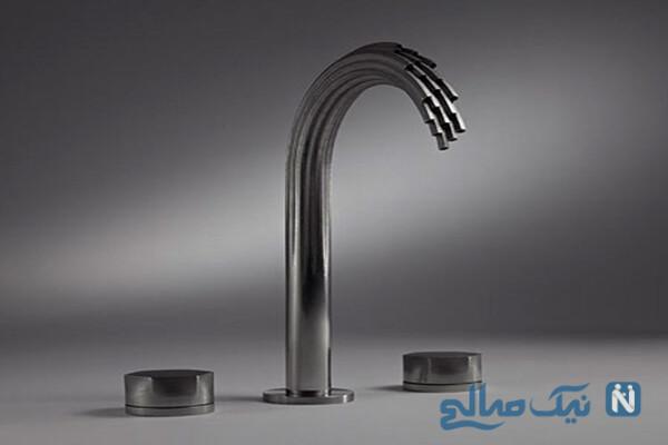 خلاقانه ترین و جدیدترین شیر آلات آشپزخانه و دستشویی