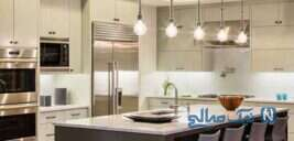دکوراسیون آشپزخانه مدرن و جدید