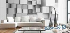 زیباترین مدل های کاغذ دیواری