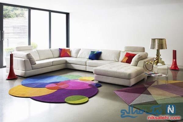 زیباترین و جدیدترین مدل فرش های فانتزی