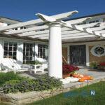 طراحی داخلی حیاط های نقلی با ایده های ساده و کاربردی