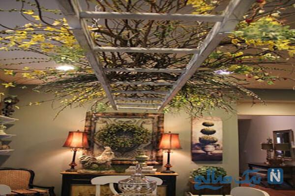 طراحی سقف منزل برای زیبایی دکوراسیون خانه
