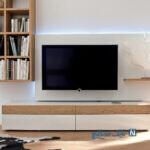 مدل میز تلویزیون مدرن و چیدمان آن در منزل