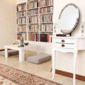 آشنایی با طراحی داخلی خانه یک عروس و داماد + تصاویر
