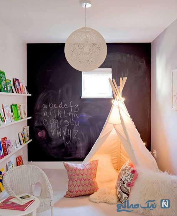 اتاق کودک رویایی