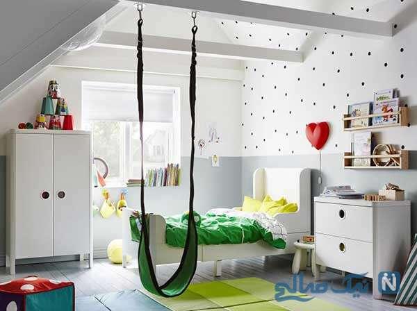 طراحی تزیینات اتاق بچه