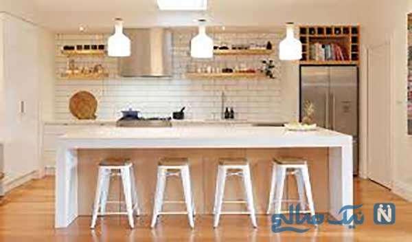 طراحی داخلی دکوراسیون آشپزخانه