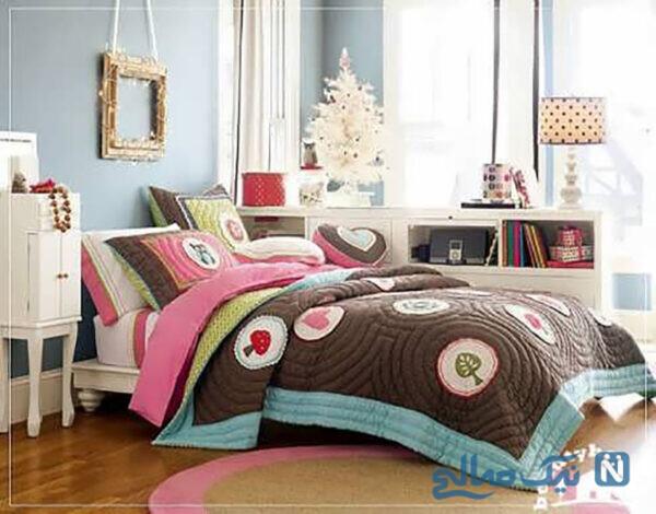 دکوراسیون اتاق خواب دختران