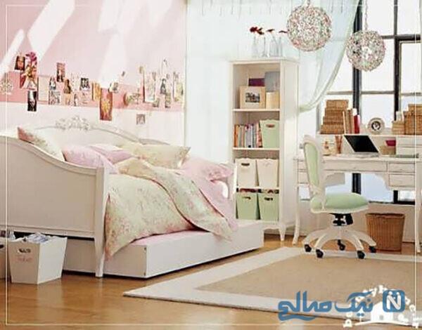 اتاق خواب دختران