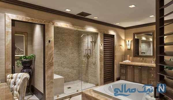 مدرن ترین حمام