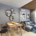 دکوراسیون خانه کوچک با چیدمان متفاوت و زیبا