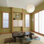 دکوراسیون منزل به سبک ژاپنی